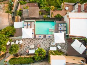 A view of the pool at Villa Degli Dei Luxury House or nearby