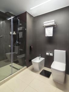 Um banheiro em Studio Icon