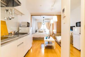 Cuina o zona de cuina de FDS Bijou Suites