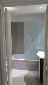 Um banheiro em Palermo Hollywood Fitz Roy 2333