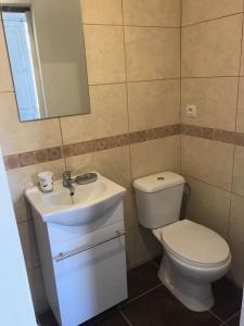 A bathroom at Apartamento La Concepción