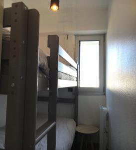 Salle de bains dans l'établissement Le Wim'heureux Plage