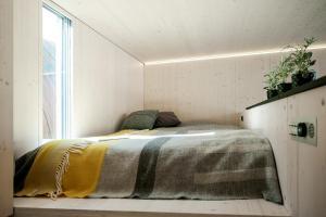 Lova arba lovos apgyvendinimo įstaigoje KODA Stay Mini Villa