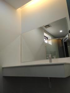 Phòng tắm tại La Maison Grise