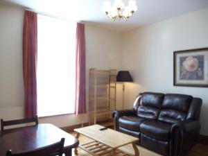 Zona de estar de Apartment 45 Lower Drumcondra Road