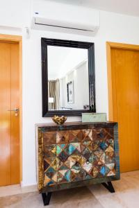 The lobby or reception area at Villa Katarina by cocoon deluxe
