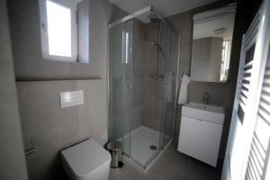 Kúpeľňa v ubytovaní Apartment Sunflower
