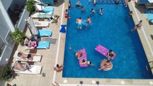 A view of the pool at Aparthotel Fleming 50 - Adults Only or nearby