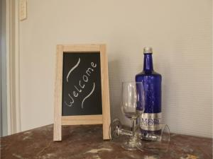 Drinks at Three-Bedroom Holiday Home in Hoek