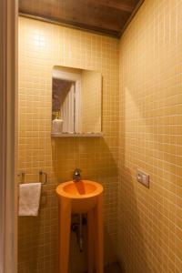 Un baño de Casa Malvasía