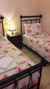 A bed or beds in a room at Cornelia