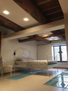 The swimming pool at or near loft in PALAZZO TRINA 1600d.c.