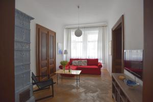 Posedenie v ubytovaní Apartment Josefská 2