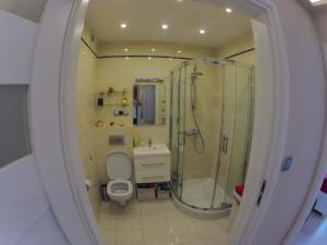 Łazienka w obiekcie Apartament Alicja