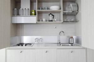Kuhinja ili čajna kuhinja u objektu Prati in Style