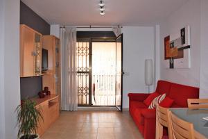 Apartamento junto al mar Los Marineros