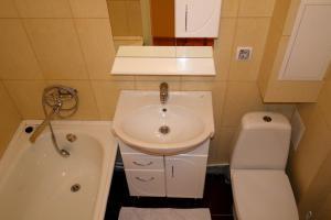 Ванная комната в Апартаменты Северная Столица