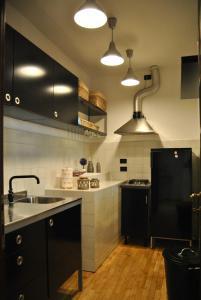 Cucina o angolo cottura di Appartamento Posta Vecchia