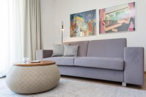 Area tempat duduk di Bohemian interior in city's trendiest location