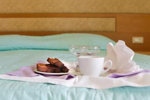Breakfast options available to guests at Aegean Dream Hotel
