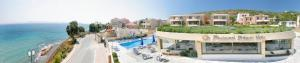 A view of the pool at Aegean Dream Hotel or nearby