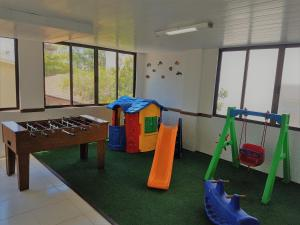 Children staying at Fragata Apart Hotel