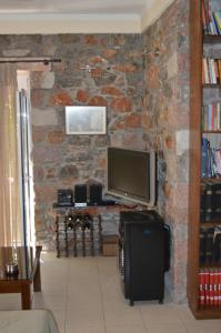 A television and/or entertainment center at Magnolia Residence