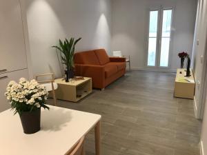 Zona de estar de Cosmo Apartments Marina – Auditori