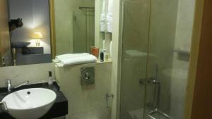 ห้องน้ำของ Mackenzie Apartment 88