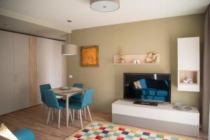 A television and/or entertainment center at Apartment Cristian 2