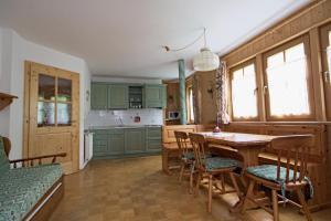 Cucina o angolo cottura di Bachlaufen Haus