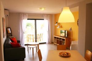 Zona de estar de Residencial Villa Marina CC1