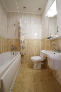 A bathroom at My Stay