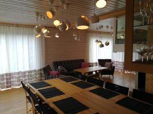 مطعم أو مكان آخر لتناول الطعام في Marina Holiday Lotus Village