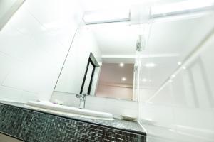 A bathroom at Don Muang Hotel