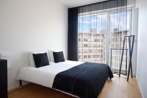 Un ou plusieurs lits dans un hébergement de l'établissement STAY Copenhagen