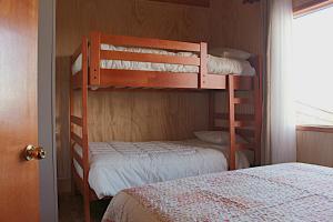 Litera o literas de una habitación en Apartamentos VistaMar