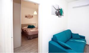 Area soggiorno di Cioffi Sorrento apartments