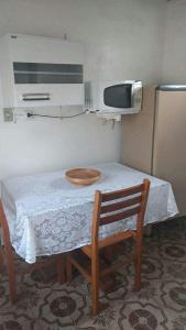 A kitchen or kitchenette at Casa Doca
