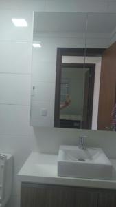 A bathroom at Carlos Magnus II