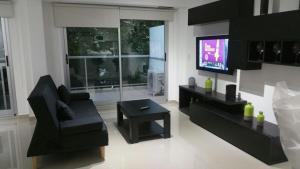 Uma área de estar em Palermo Hollywood Fitz Roy 2333