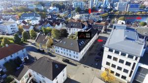 A bird's-eye view of Stavanger Housing Hotel