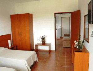 Een bed of bedden in een kamer bij Helena Christina