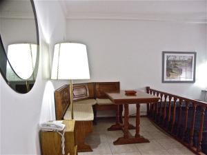 Uma área de estar em Loft Argentino Apart Hotel Buenos Aires