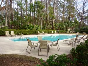 The swimming pool at or close to Seapines 600 Wildwood Spa Villas