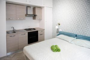 A bed or beds in a room at Bligny 42 - Bocconi
