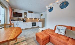 מטבח או מטבחון ב-Appartement Milly by HolidayFlats24