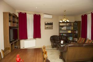 Biblioteca en la casa o chalet