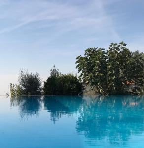 A piscina em ou perto de Propriedade do Pires Lda