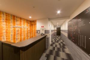 ジャパニングホテル大宮松原のロビーまたはフロント